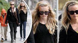 Ava jakoby své maminka Reese Witherspoon z oka vypadla.