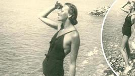 Jiřina Sedláčková byla ve třicátých letech rozhodně nějhubenější a nejplošší herečkou.