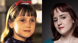 Mara Wilson se ani po dvaceti letech příliš nezměnila.