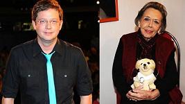 Aleš Cibulka a Jiřina Jirásková