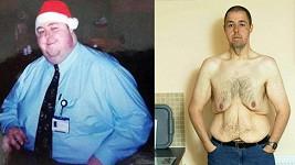 Stephen Hodson shodil polovinu své původní váhy, přesto není šťastný.