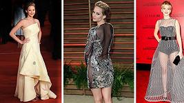 Ve 12. ročníku žebříčku triumfovala oscarová kráska z Hunger Games.
