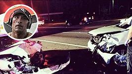 Dwayne Johnson vyzval všechny, aby nesedali za volant pod vlivem alkoholu.