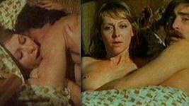 Gábina Osvaldová a Pavel Zedníček ve filmu Dostih
