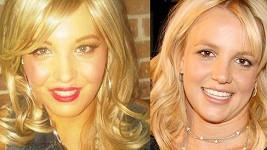 Kara Hays je dnes Britney Spears dost podobná.