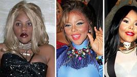 Lil Kim se během posledních 15 let změnila k nepoznání.