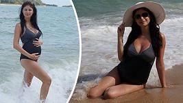 Denisa Jeřábková odjela na dva týdny odpočívat na ostrovy.