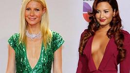 Gwyneth Paltrow a Demi Lovato se toho nebály...
