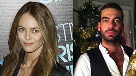 Vanessa Paradis a Guy-David Gharbi.