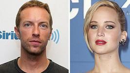Zrodí se z románku Chrise Martina a Jennifer Lawrence něco víc?