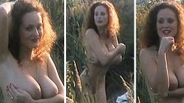 Markéta Hrubešová ve filmu Golet v údolí