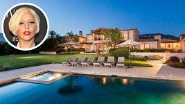 Lady Gaga bude brzy obývat tento dům v Malibu.