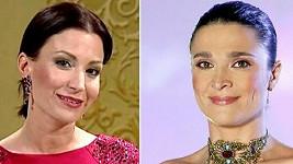Gábina Partyšová a Mahulena Bočanová