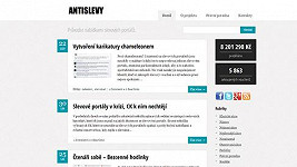 Antislevy