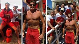 David Hasselhoff vypadá pořád skvěle.
