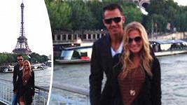 Míša Ochotská a Lukáš Rosol se v Paříži zasnoubili.