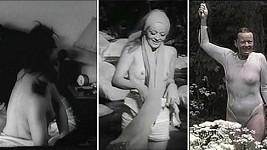 Takhle se na plátně odhalovala nejtalentovanější z talentovaných, Jana Brejchová.