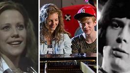 Lenka Filipová a Vladimír Mišík nové generace - dcer Lenny a syn Adam.