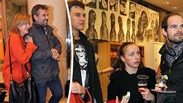 Na koncert Dana Bárty se sešla taková partička, která se jen tak nevidí.