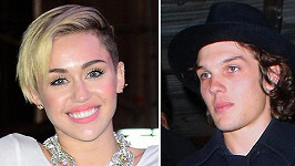 Miley Cyrus údajně propadla kouzlu Thea Wennera.