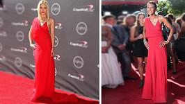Na ESPY Awards letos dorazily dvě stejně oblečené celebrity.