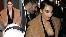Kim Kardashian provokuje za každých okolností.