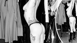 Lady Gaga cvičí nejraději nahá.