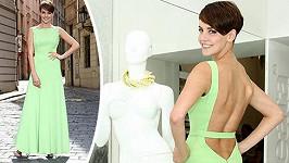 Gabriela Kratochvílová se připravuje na Miss Universe.