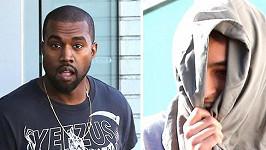 Kanye West s mladíkem, který od něj prý dostal za vyučenou.