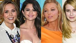 Zleva: Elizabeth Olsen, Selena Gomez, Blake Lively a Emma Roberts