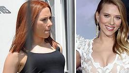 Scarlett Johansson je opět lépe tvarovaná.