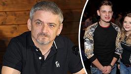 Michal Suchánek je na své děti Jáchyma a Bereniku právem hrdý.