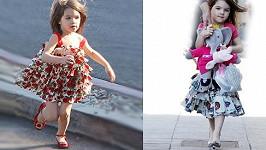Suri Cruise módu miluje.