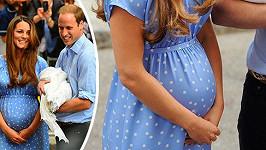 William s Kate a natěšenými Brity se konečně dočkali...