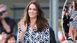 Princezna opět určuje módní trendy...
