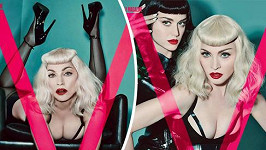 Madonna se do důchodu očividně nechystá...