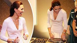 Kate zavzpomínala na léta, kdy ještě chodila po klubech...