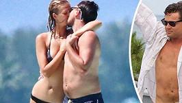 Leonardo DiCaprio se vedle Toni trochu zakulatil.