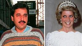 Hasnat Khan a Lady Di spolu strávili dva roky.