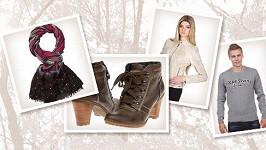 Hřejivá podzimní móda za nejlepší ceny!