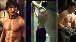 Filmové proměny Christiana Balea.