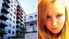 Tento balkon se stal osudným mladé dvojici.