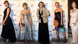 Tyhle dámy měly při výběrů šatů šťastnou ruku.