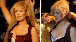 Kateřina Brožová a Jitka Čvančarová se alternují v roli Fantine.