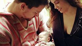Channing Tatum se pochlubil snímkem své dcery.