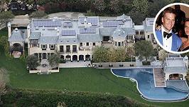 Gisele s Tomem Bradym a jejich dětmi opouštějí nemovitost, kterou si nechali postavit přesně podle svých představ.