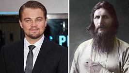 Leonardo DiCaprio ztvární Grigorije Jefimoviče Rasputina.