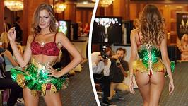 Česká Miss 2012 prý prožívá letní lásku.