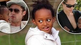 Zahara měla štěstí, jaké bohužel všechny děti nepotká.
