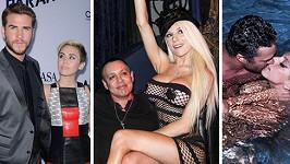 Letos zůstala sama Miley Cyrus, Courtney Stodden i Lady Gaga.